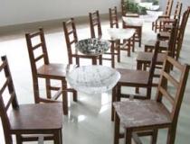 Eight chair-ed memories